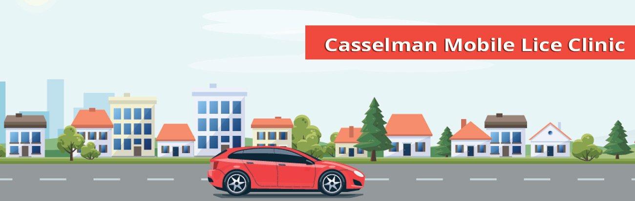 Casselman mobile lice treatment clinic