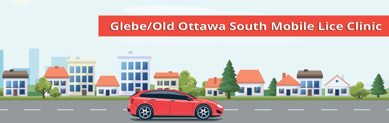 Glebe lice treatment mobile services that also services old Ottawa South