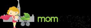 Mom on the Go logo