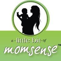A Little Bit Momsense logo
